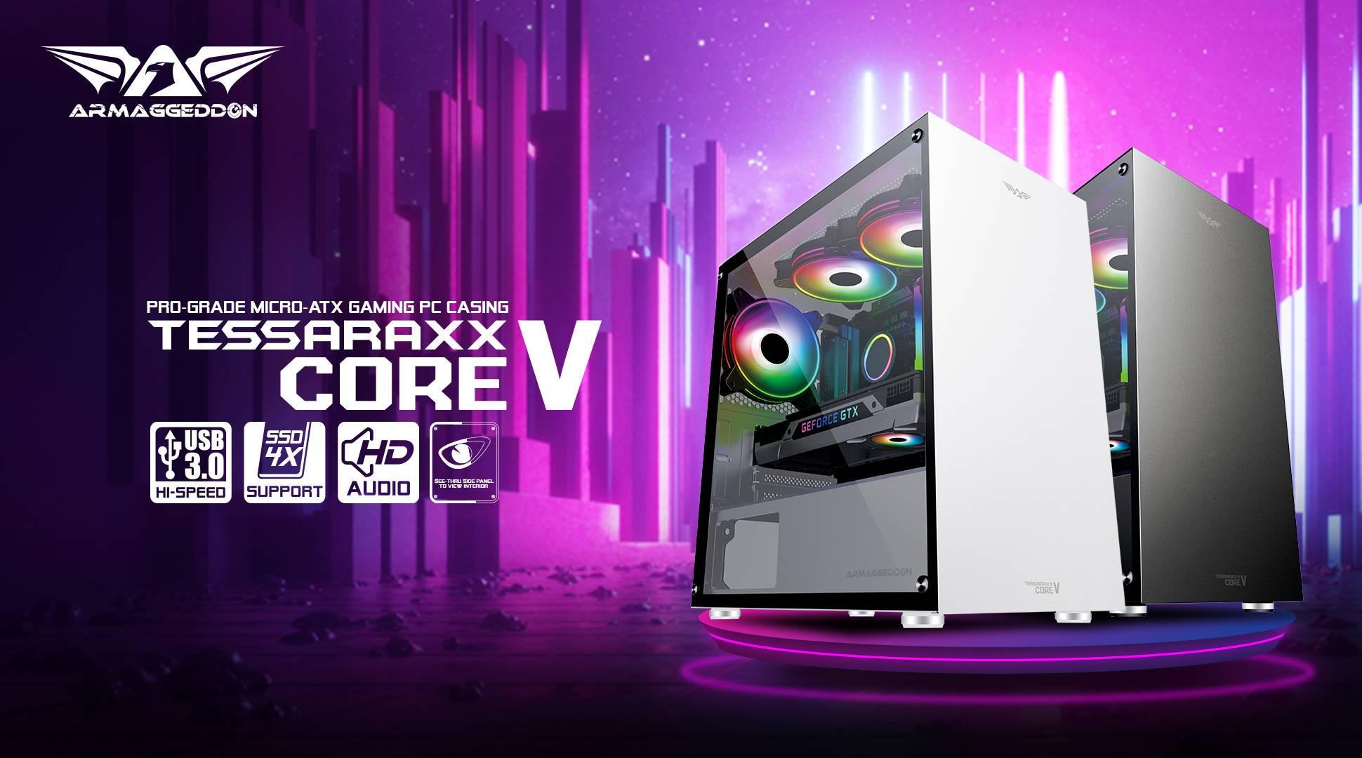 Tessaraxx Core V
